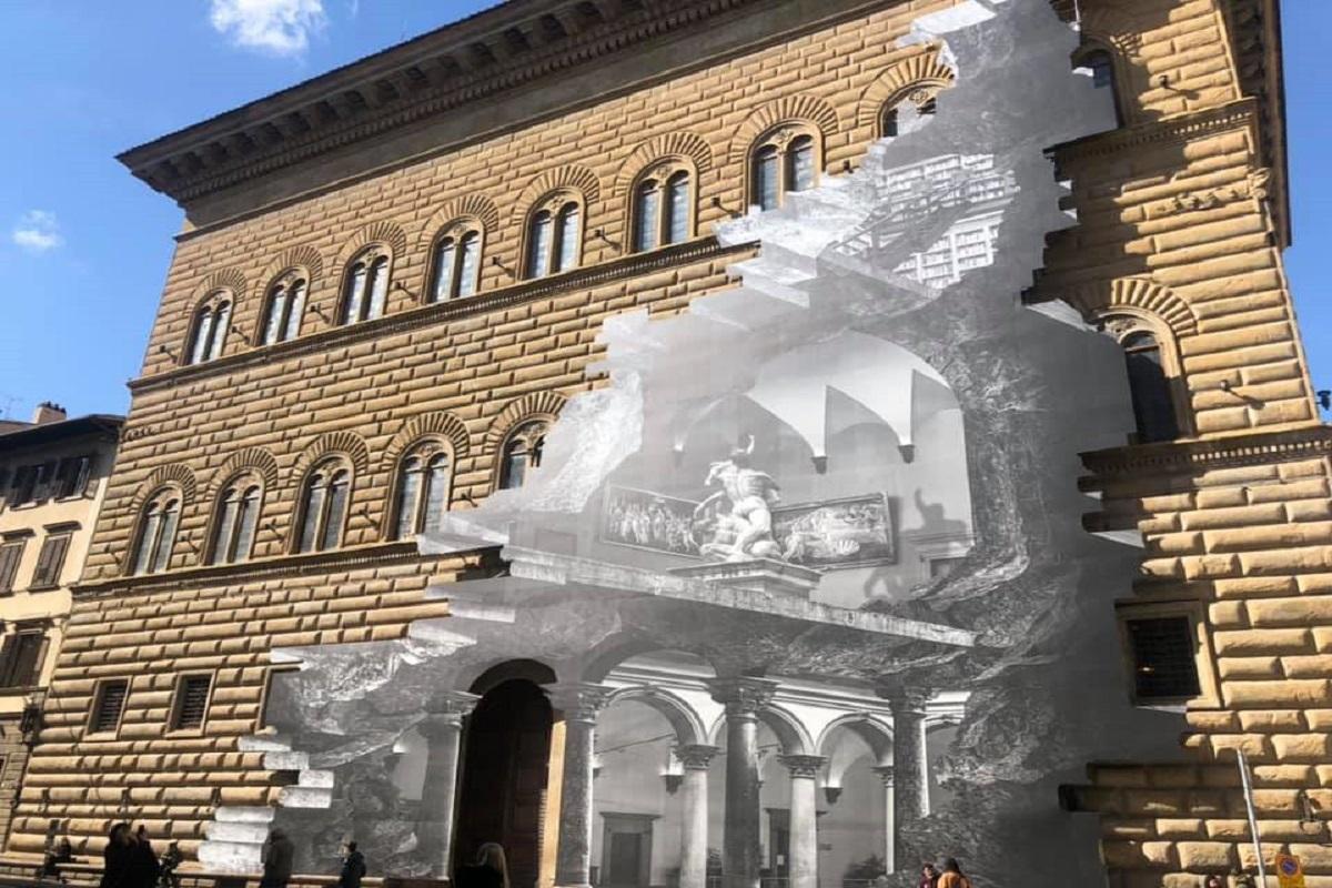 La Ferita Palazzo Strozzi
