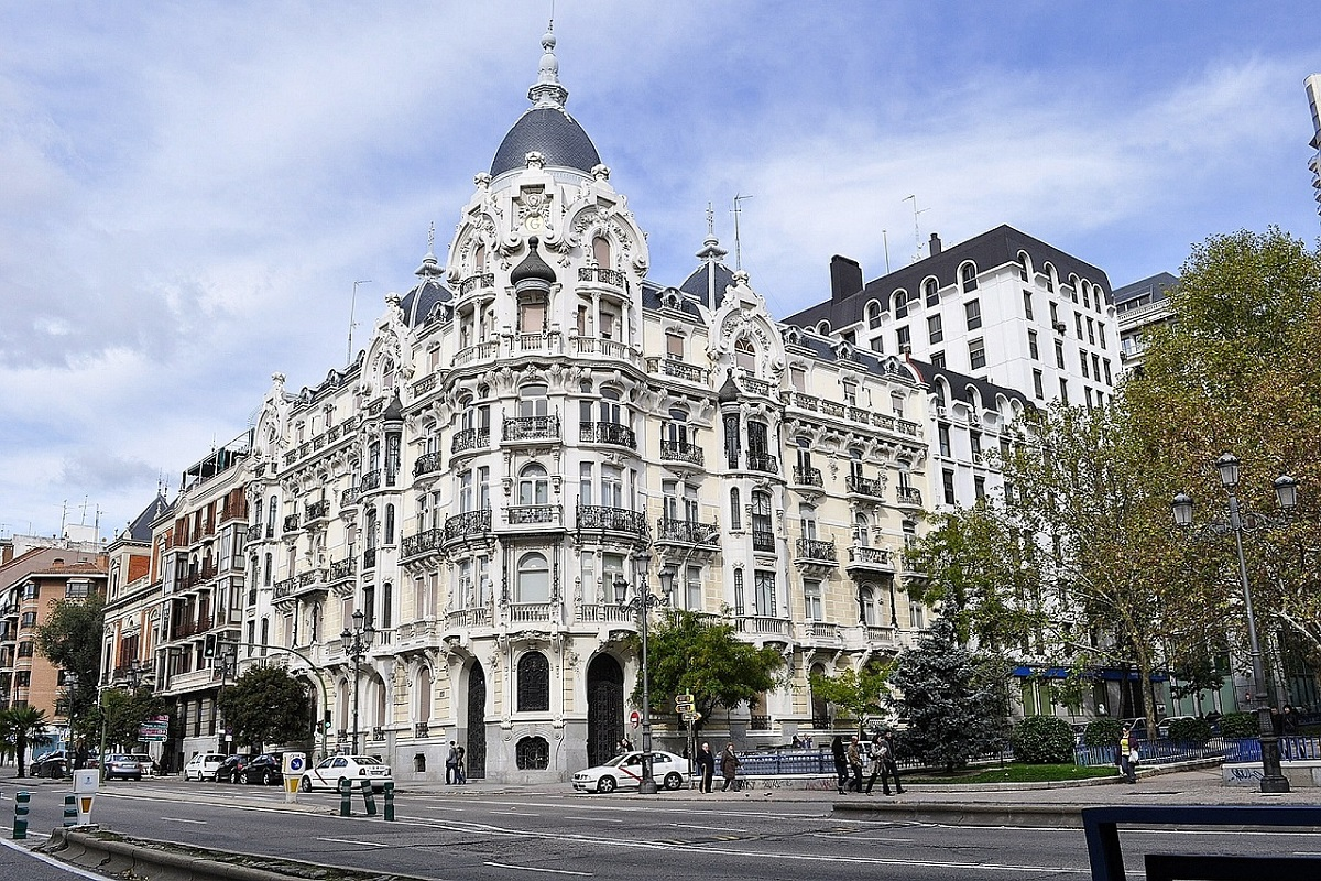 Madrid ristoranti patrimonio