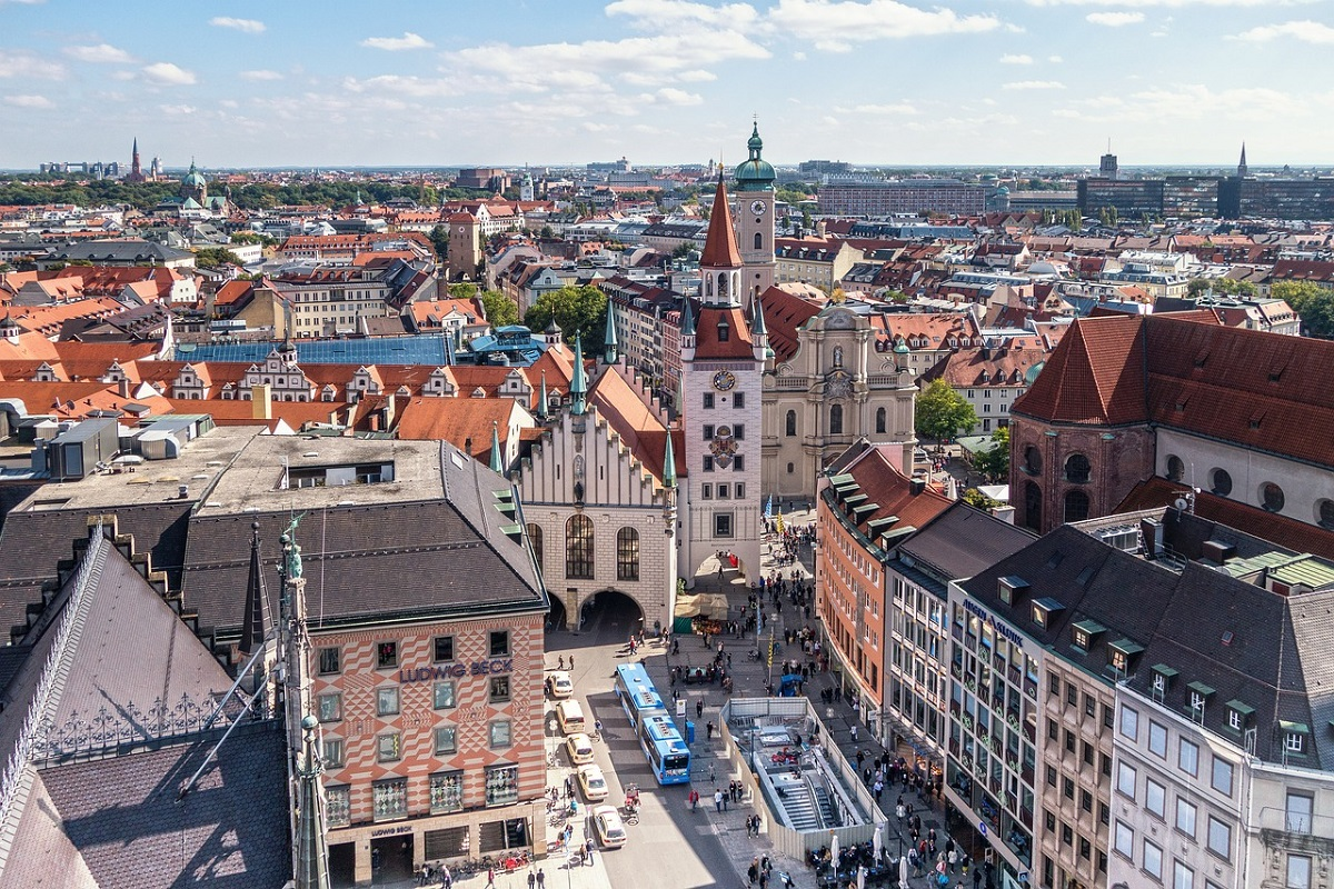 Monaco di Baviera storia cultura curiosità cucina tipica