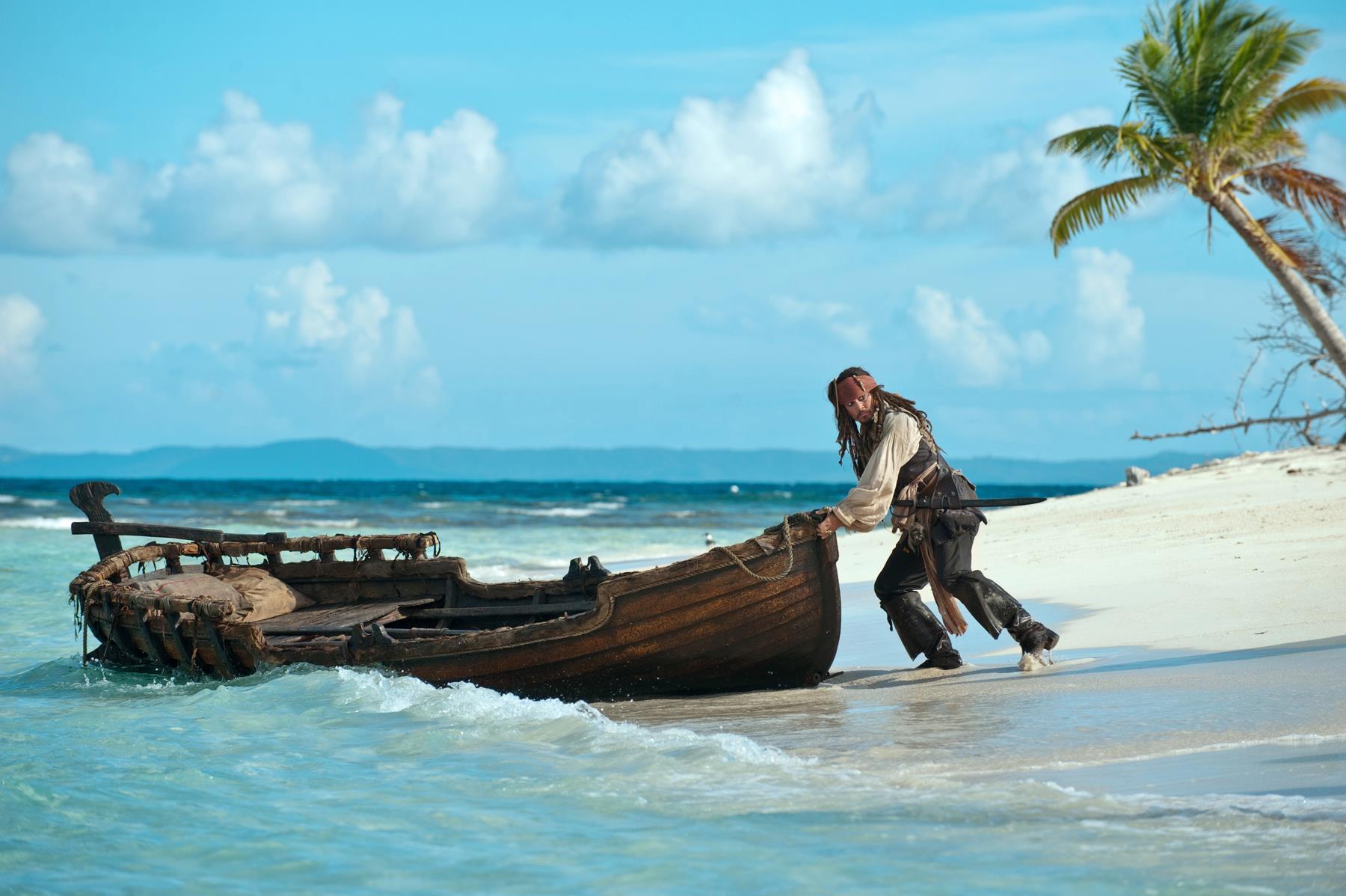 pirati dei caraibi location
