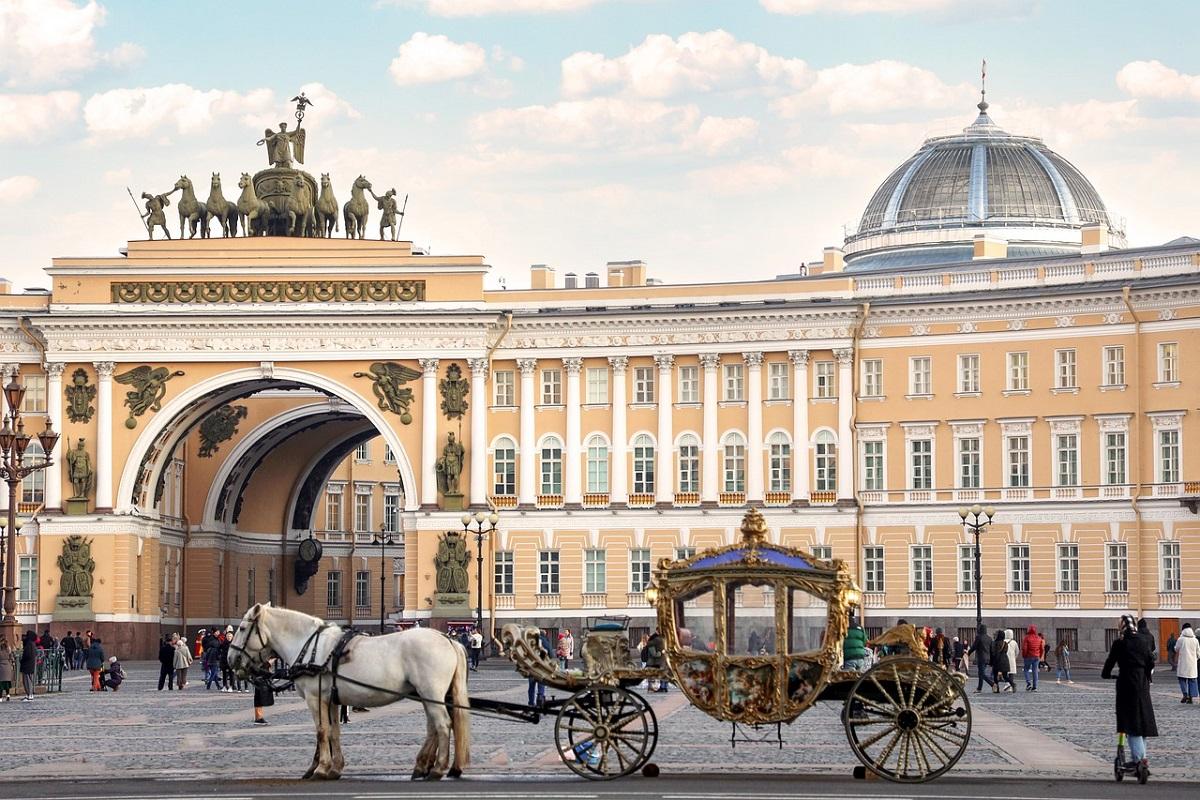San Pietroburgo storia arte cultura e curiosità