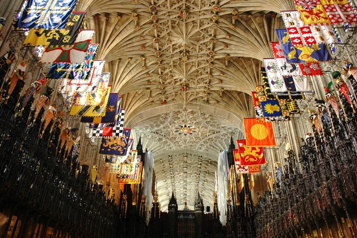 Cappella di San Giorgio al castello di Windsor
