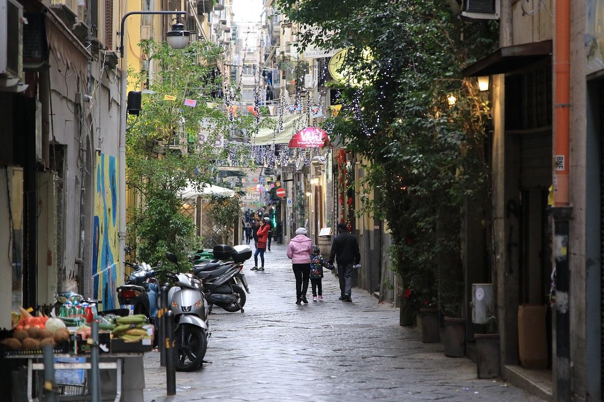 Città segrete Augias Napoli