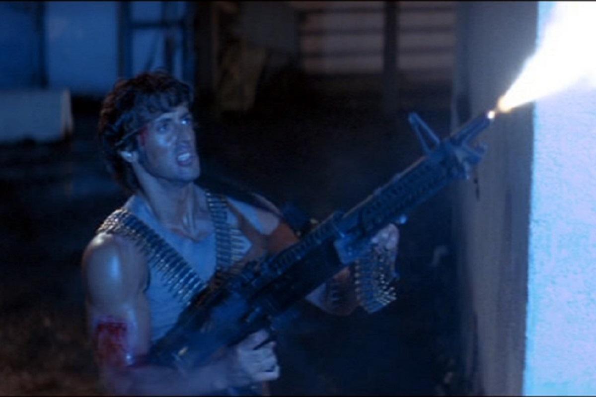 John Rambo dove è stato girato