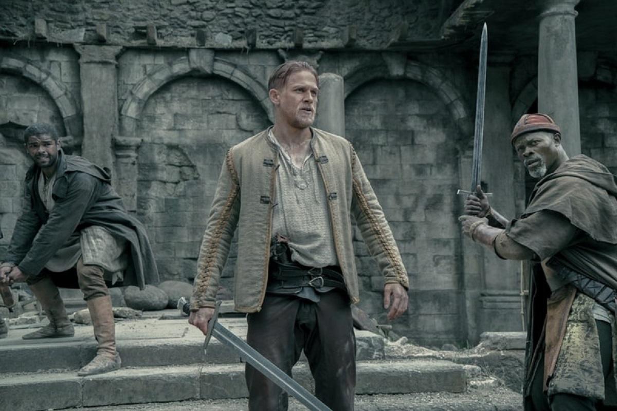King Arthur Il Potere della Spada location