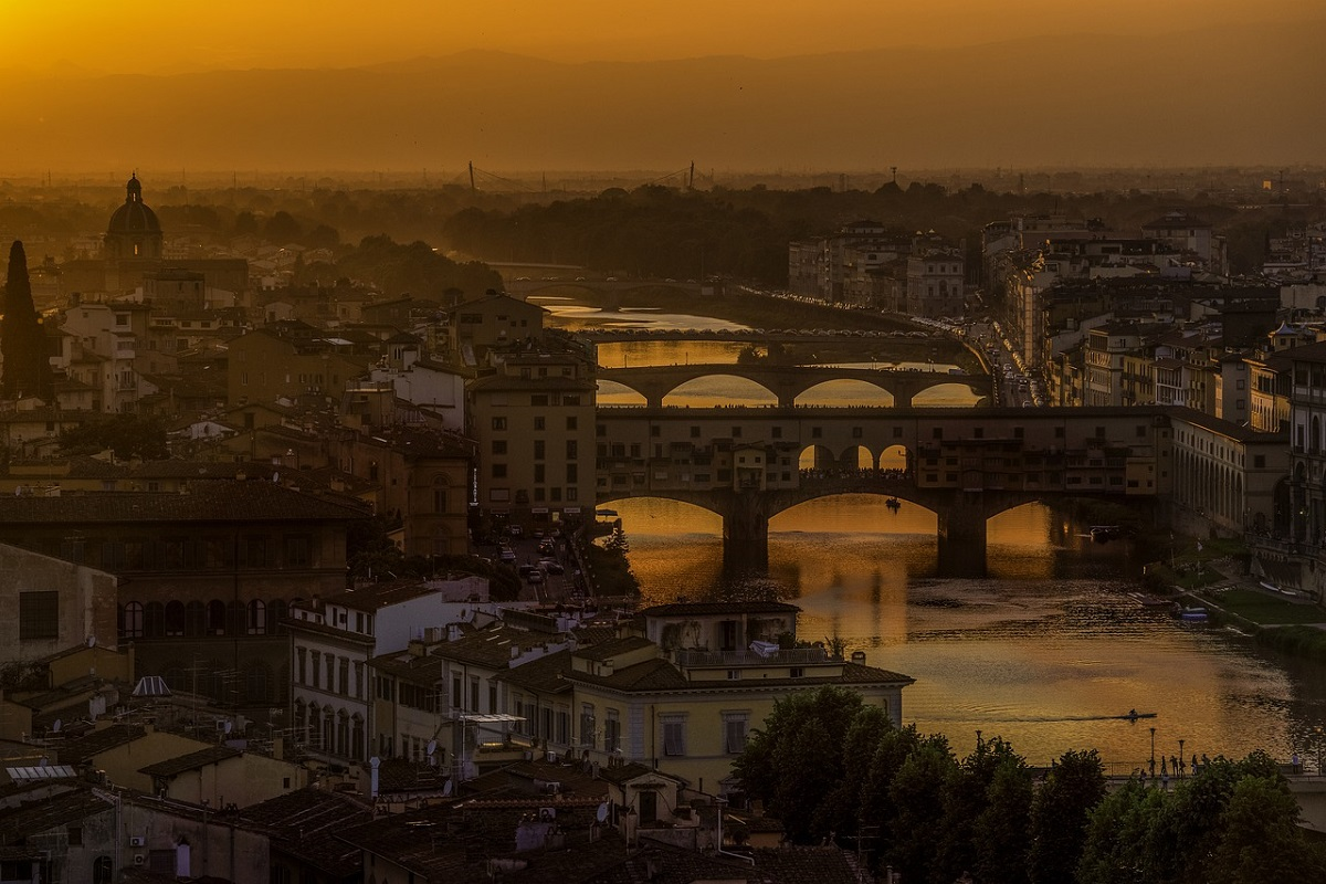 Città segrete Augias Firenze