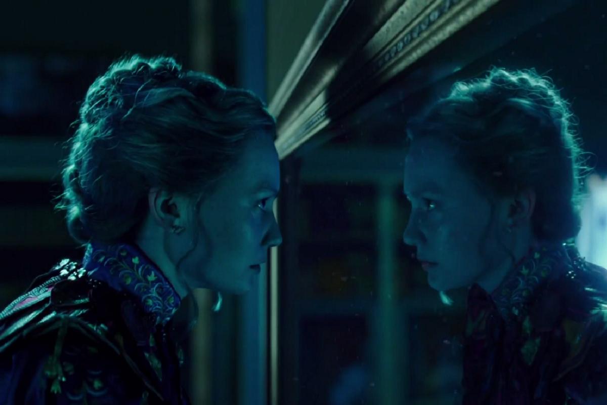 Alice attraverso lo specchio location