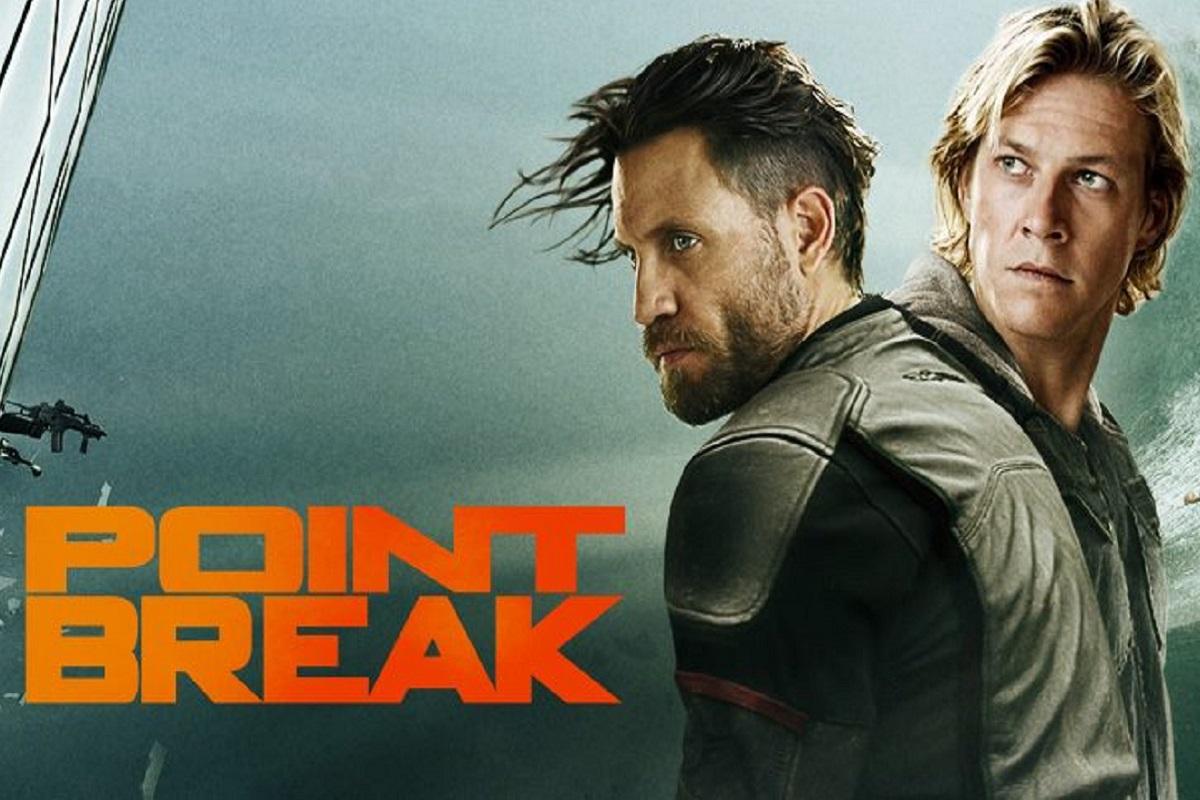 Point Break dove è stato girato