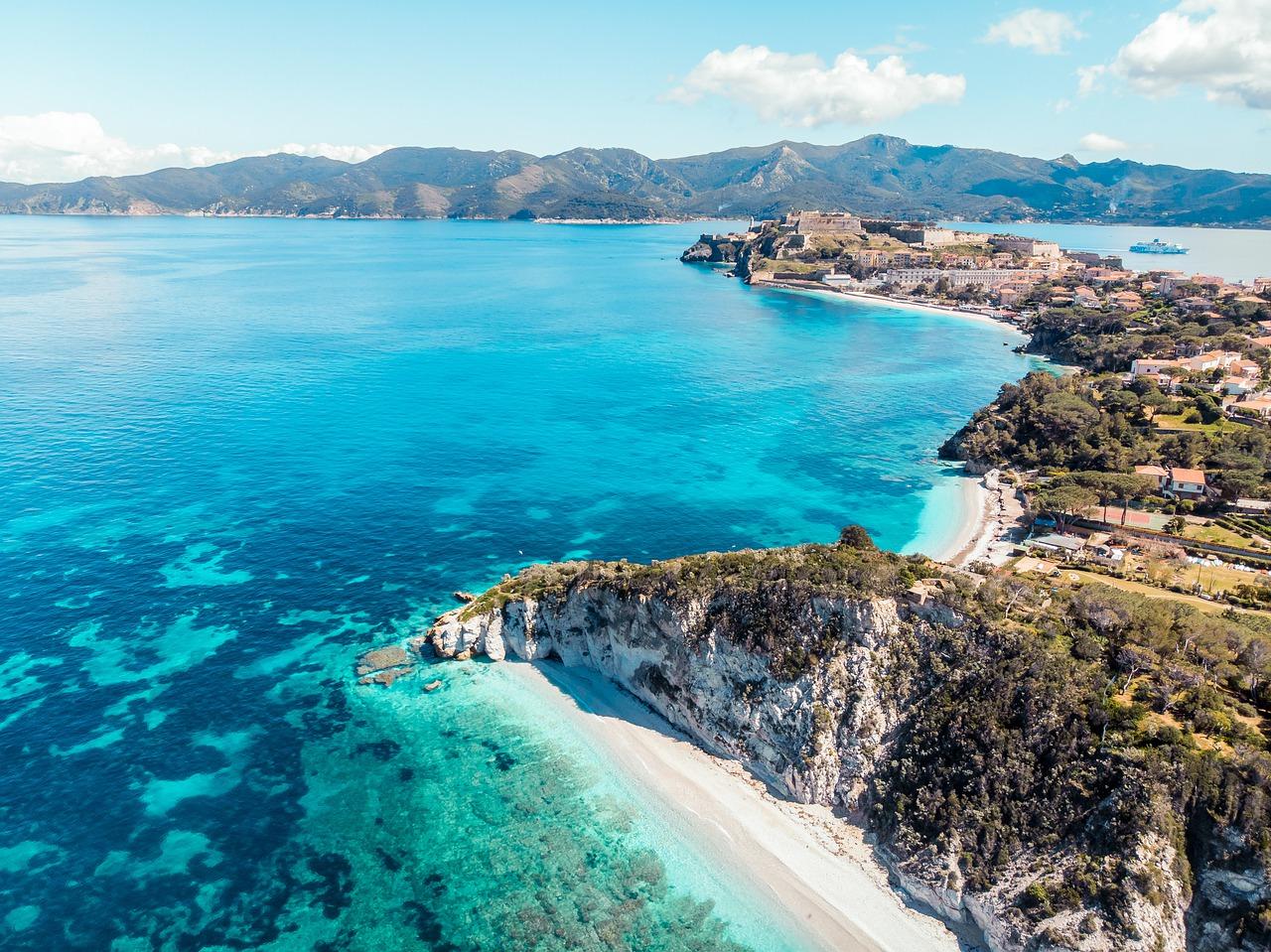 isola d'elba guida in 3 step