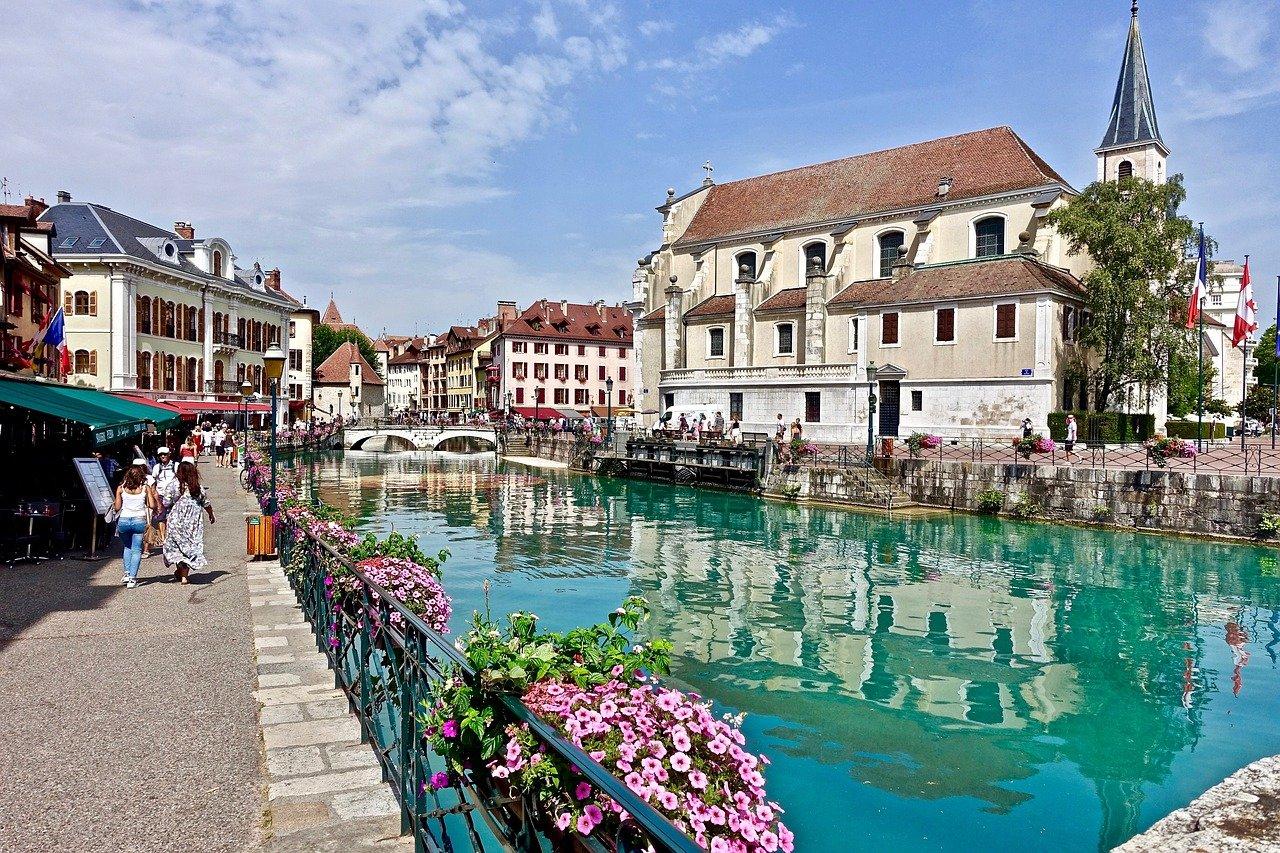 Annecy: 13 buoni motivi per visitare la città francese
