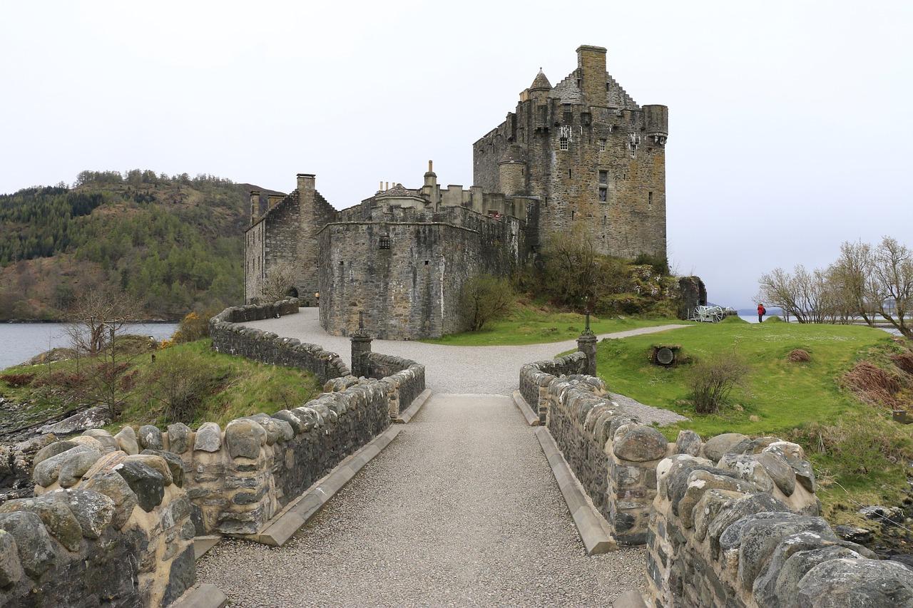 Scozia e castello di Tioram: la storia e gli itinerari