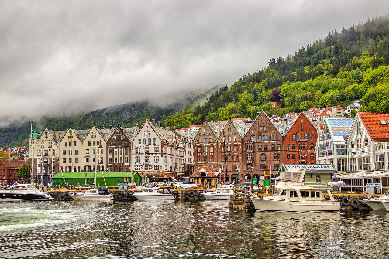 Norvegia: 8 luoghi da visitare nella costa occidentale
