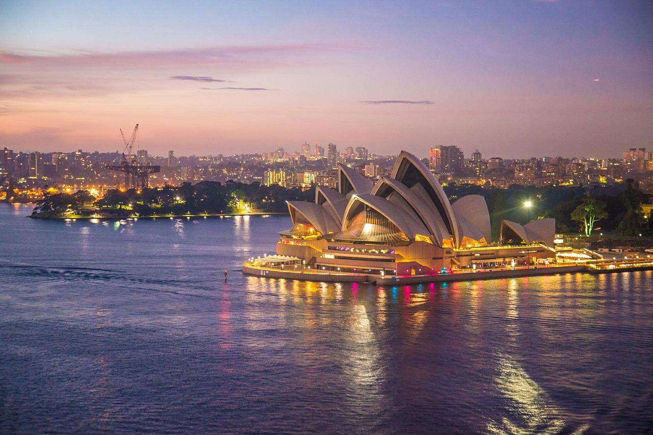australia luoghi da visitare