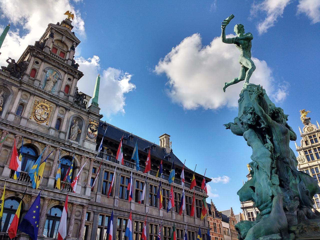 belgio regioni più belle
