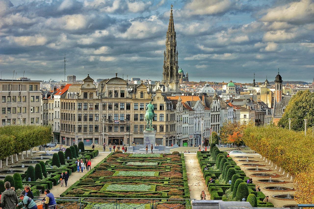 belgio città più belle