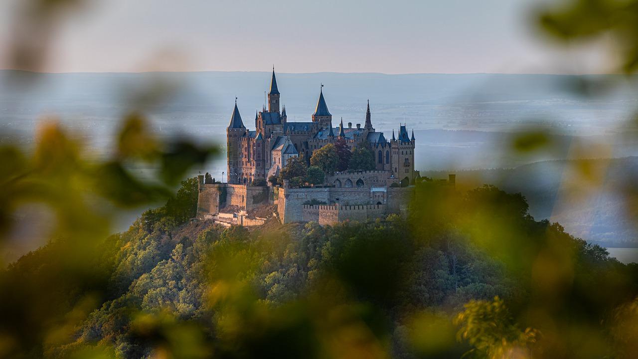 castelli della germania da visitare