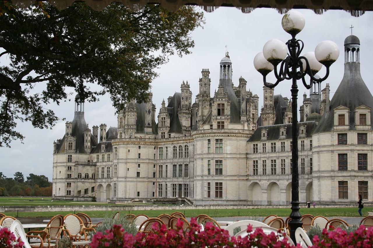 castelli francesi più belli