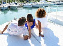 Una notte in barca: l'idea di turismo che vuole destagionalizzare la nautica