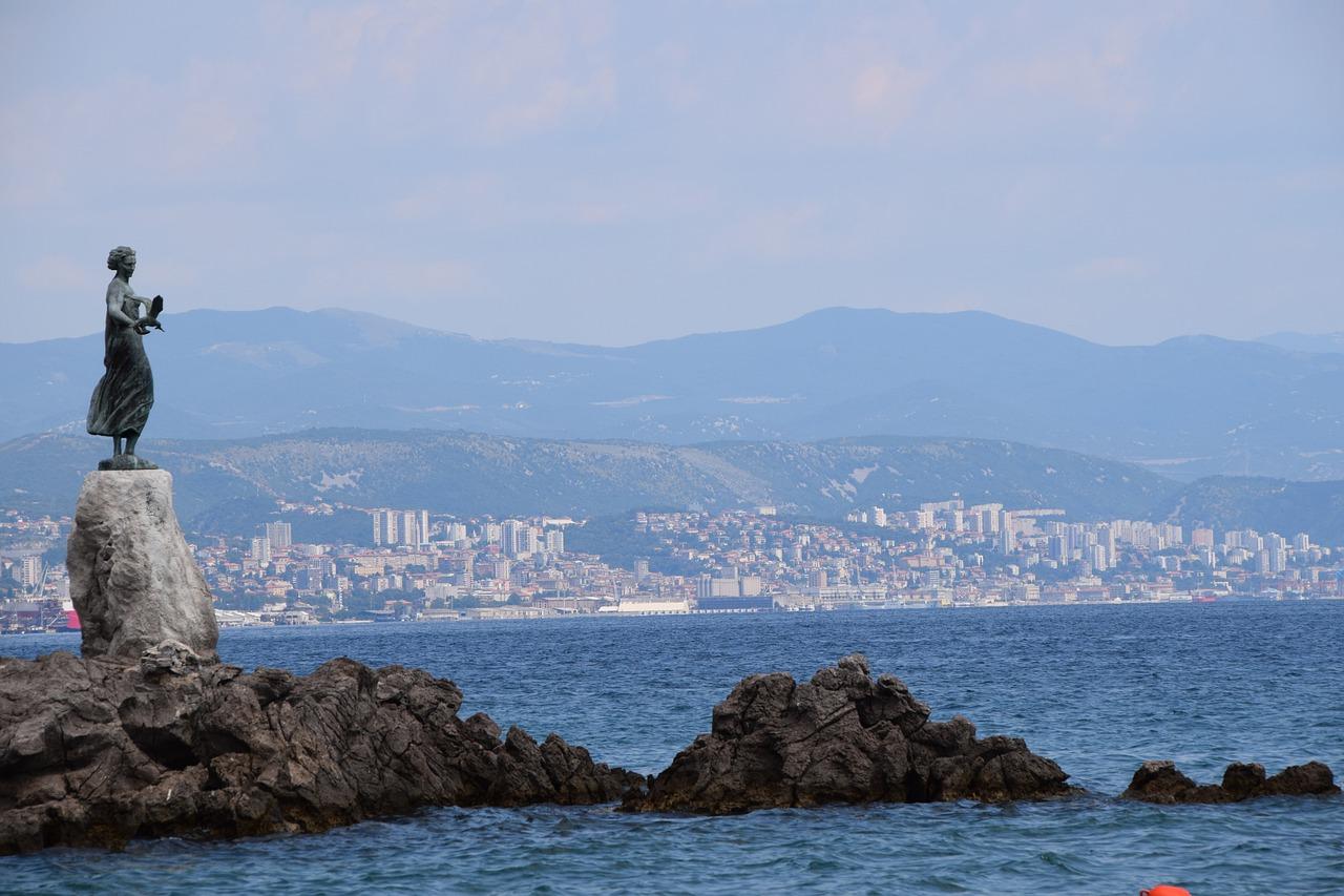 croazia regioni più belle