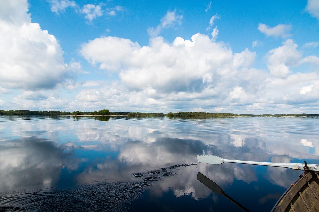finlandia laghi principali