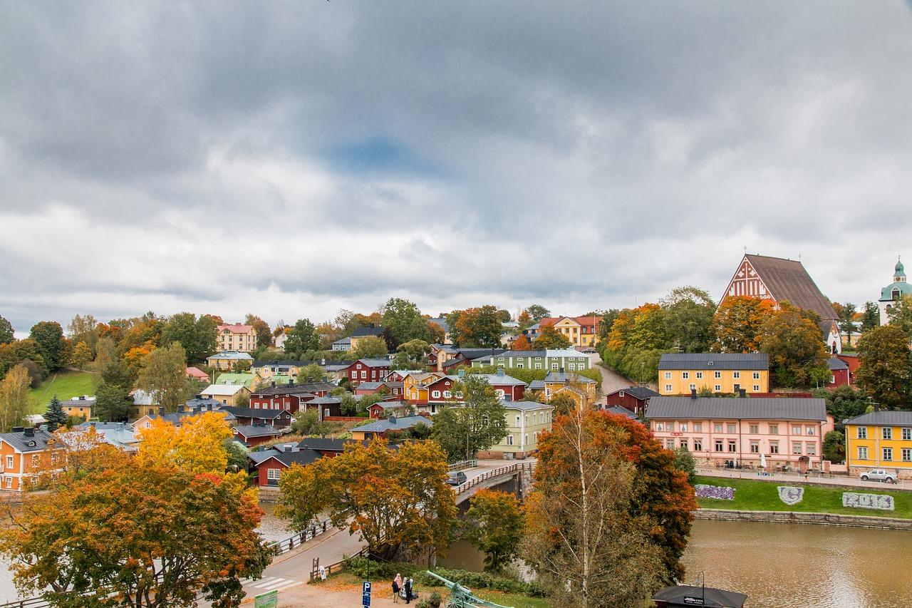 finlandia luoghi da visitare