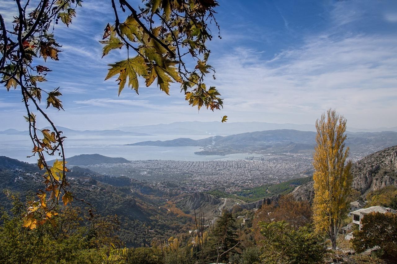 grecia regioni più belle