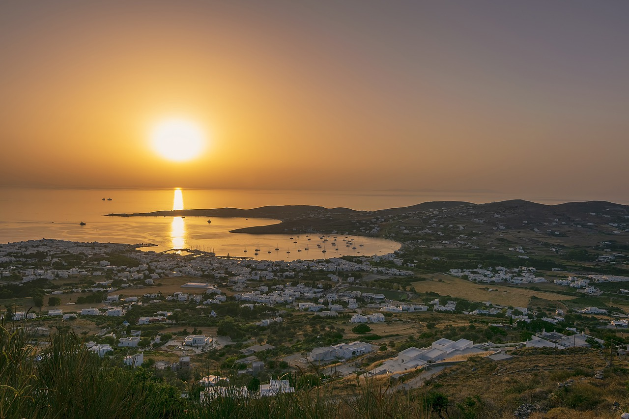 isole cicladi più belle