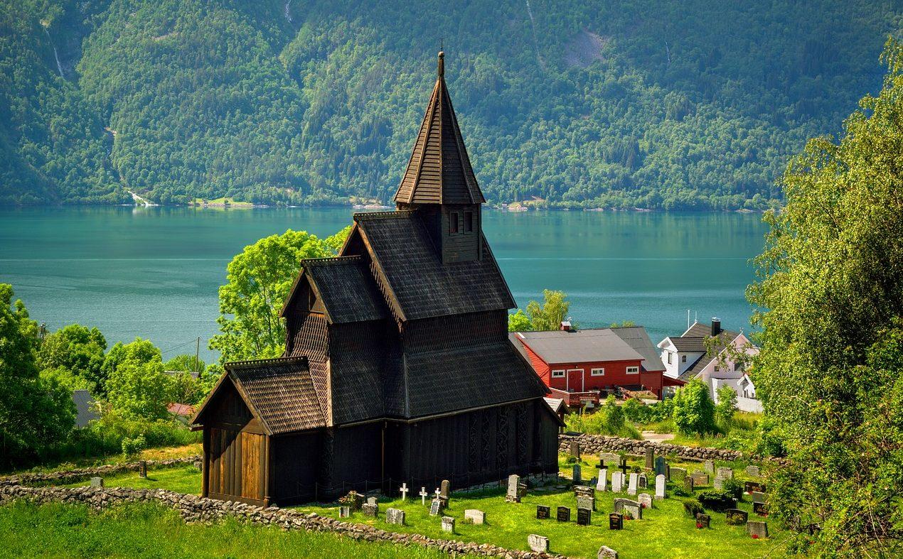 norvegia chiese di legno
