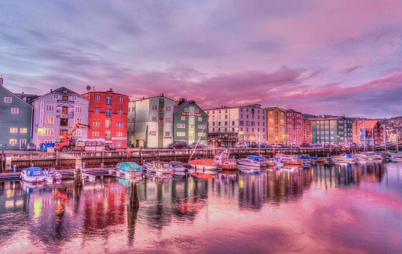 norvegia città più belle