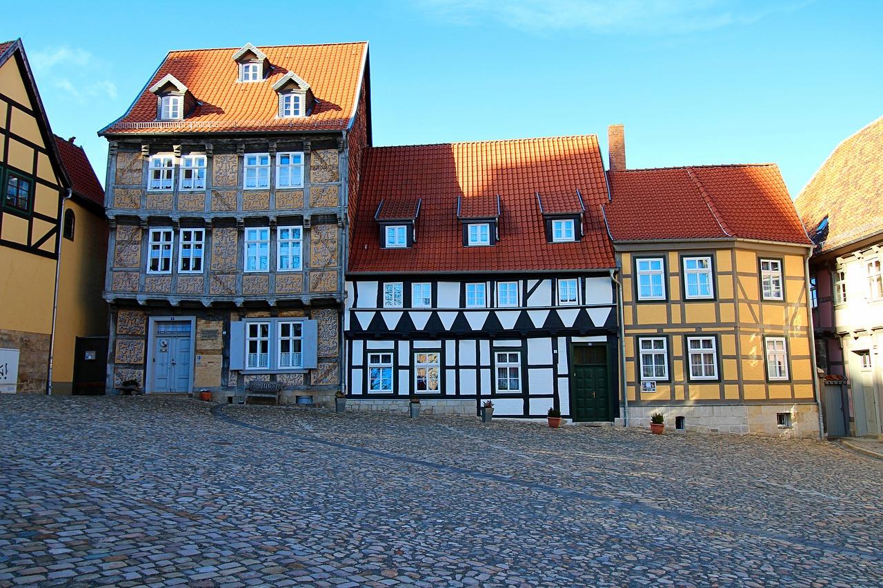 piccole città tedesche