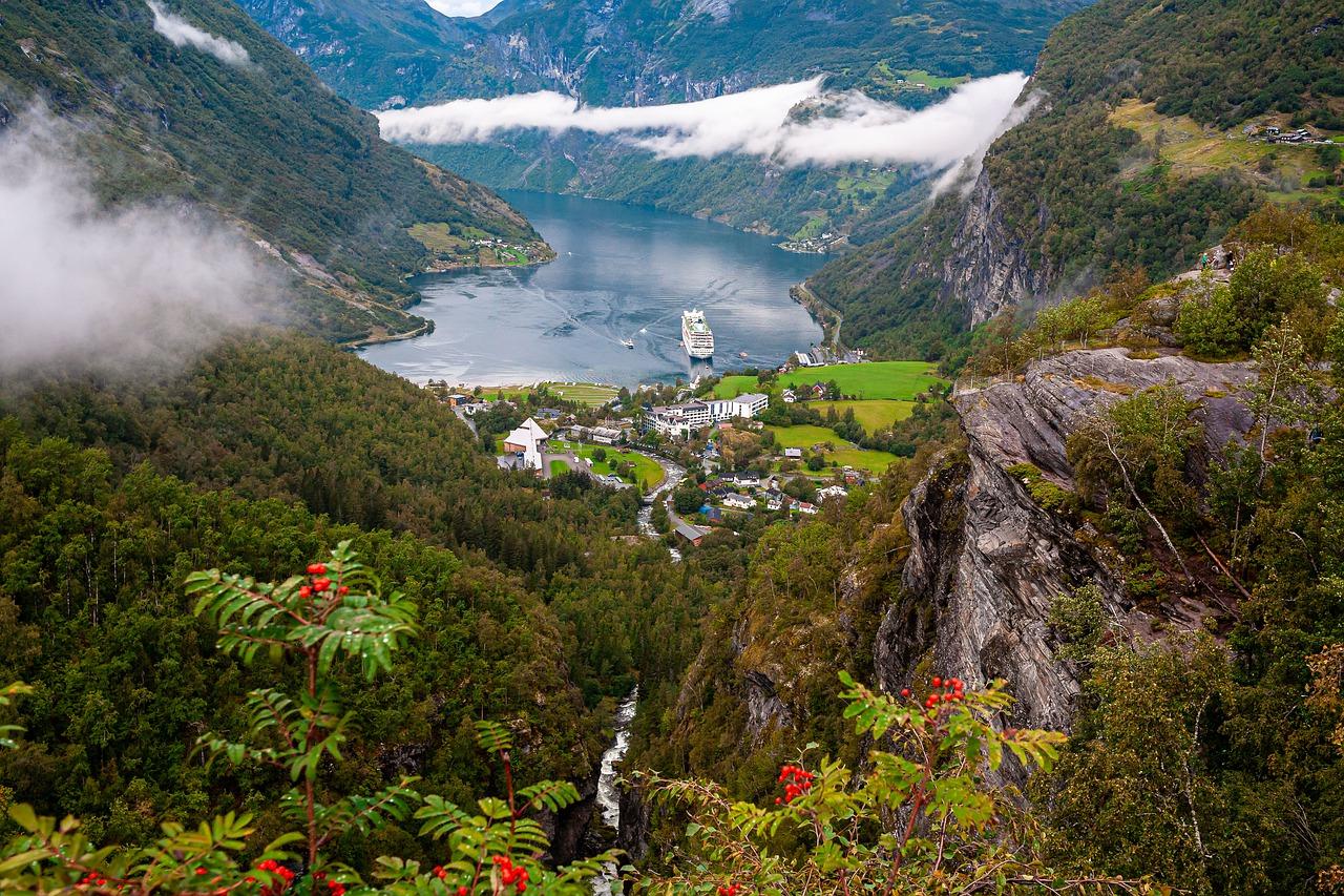 regioni della norvegia