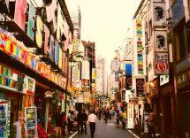 Shinjuku cosa vedere