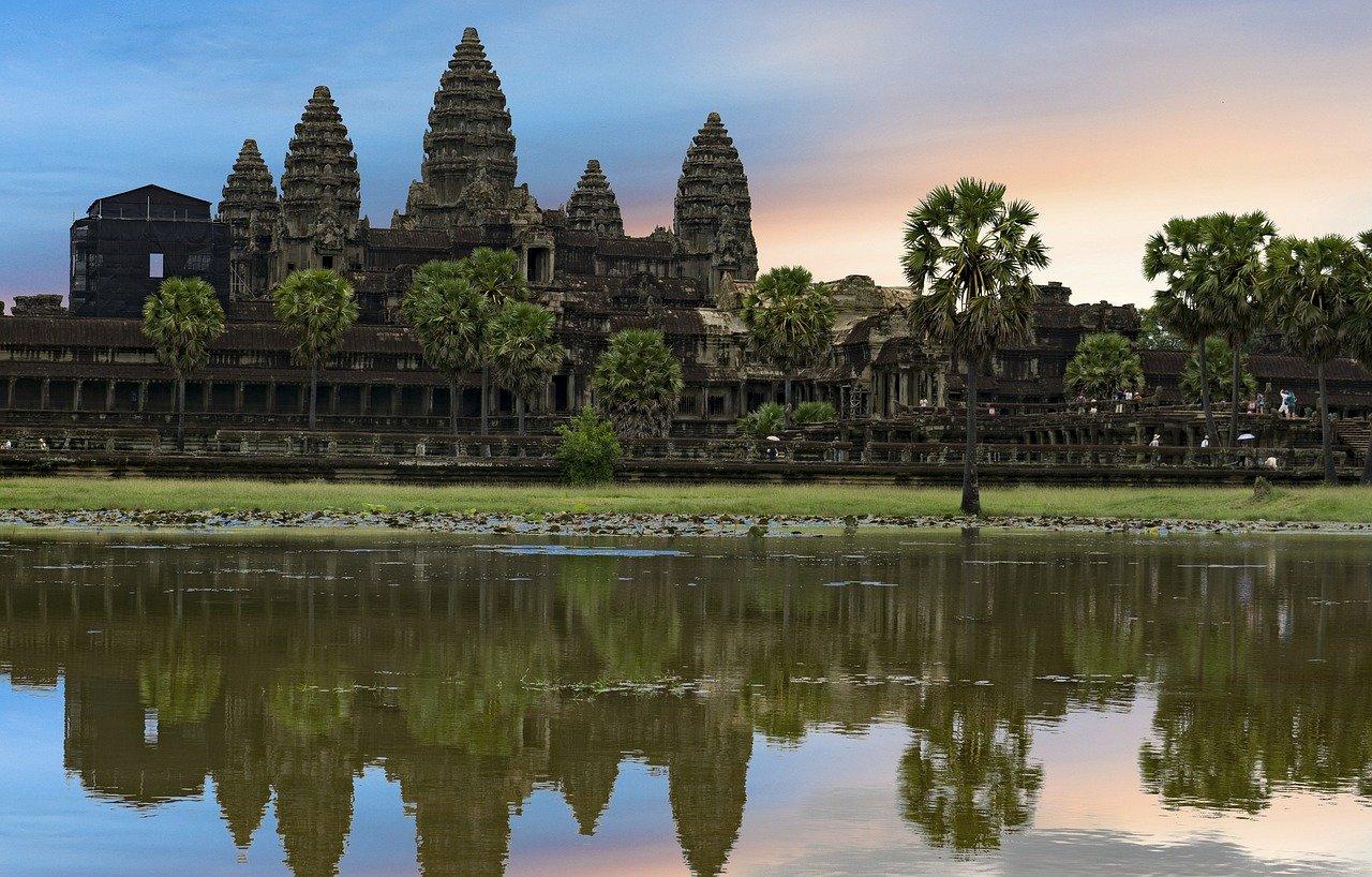 siem reap templi