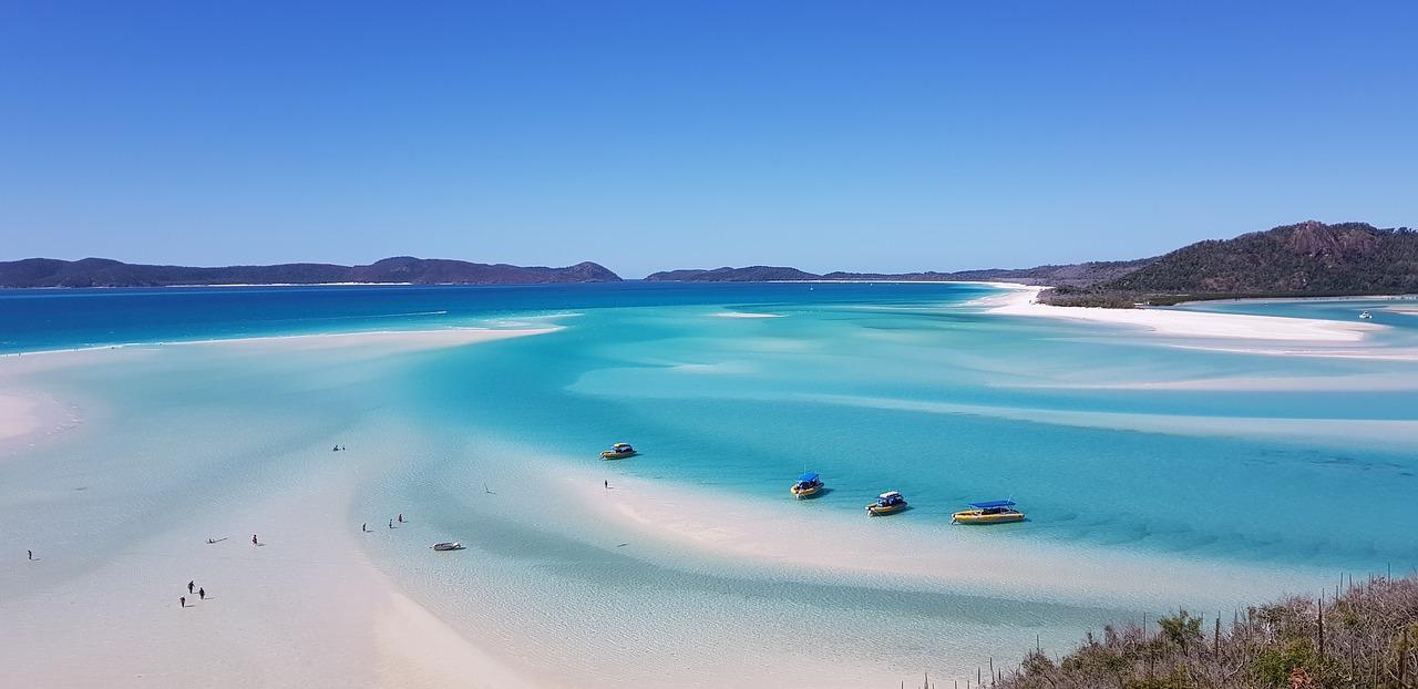 spiagge più belle australia
