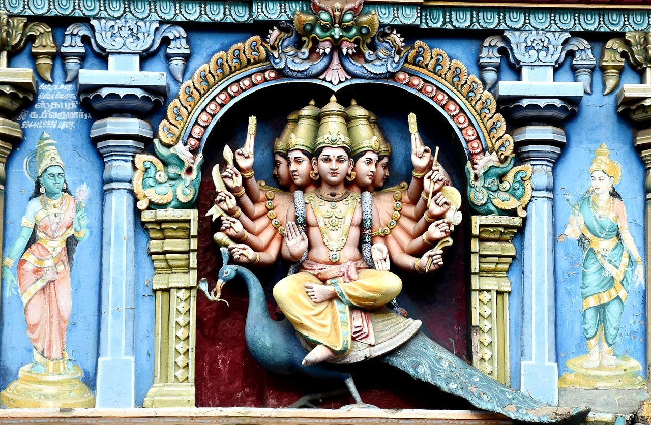 templi indiani famosi