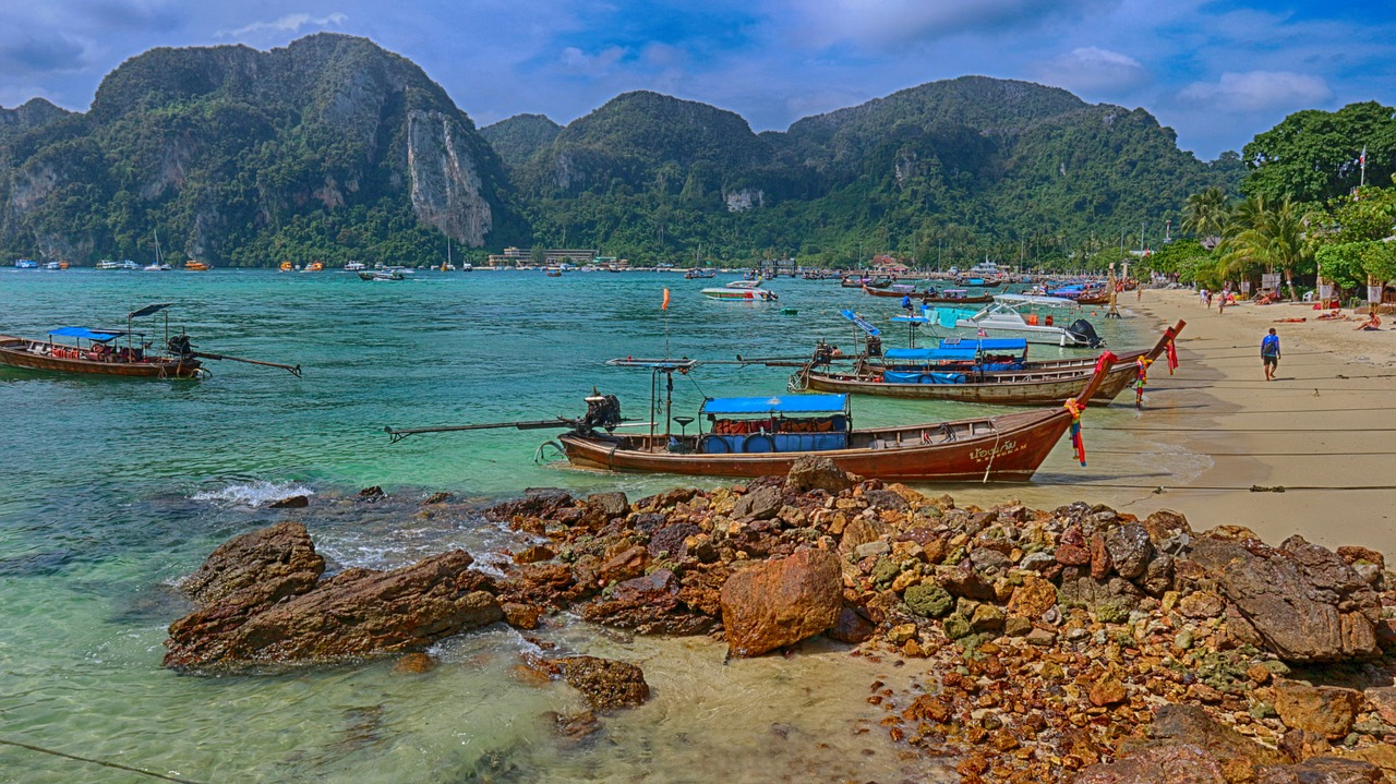 thailandia spiagge più belle