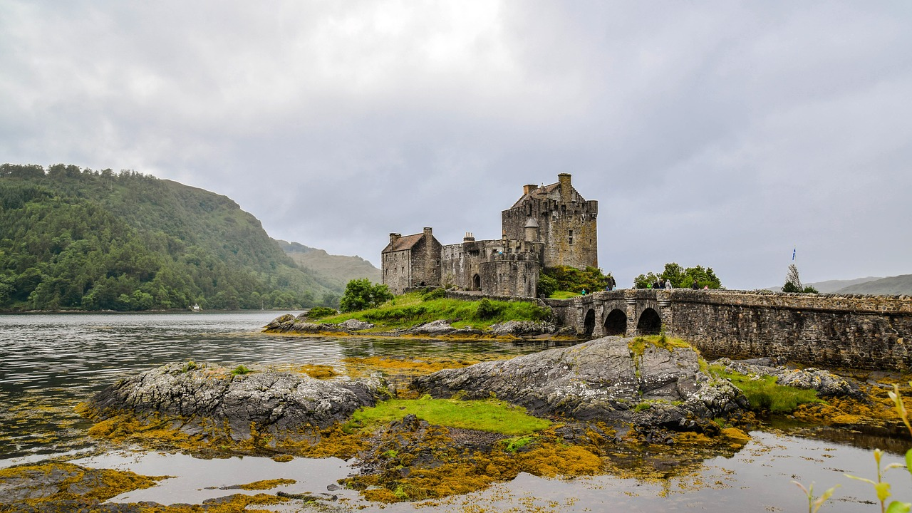 castelli più belli della scozia