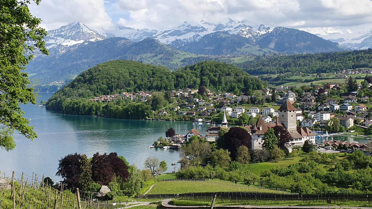 laghi svizzeri da vedere