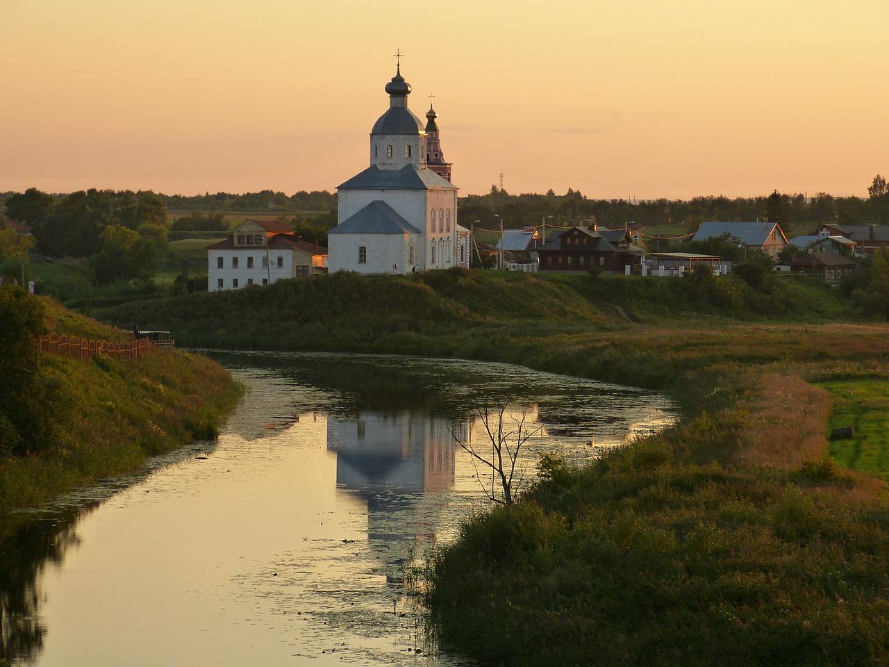 piccole città russe
