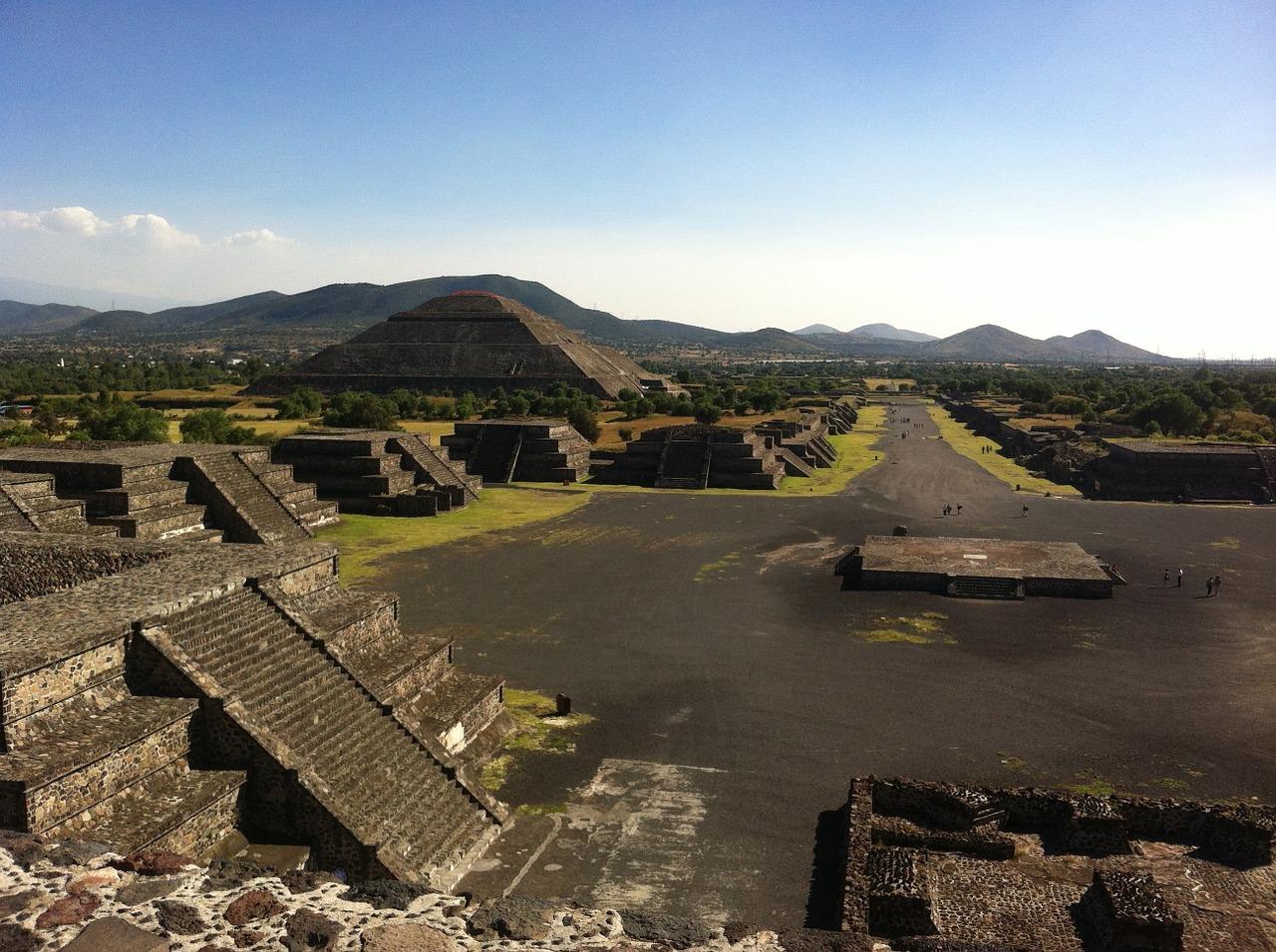 piramidi messicane