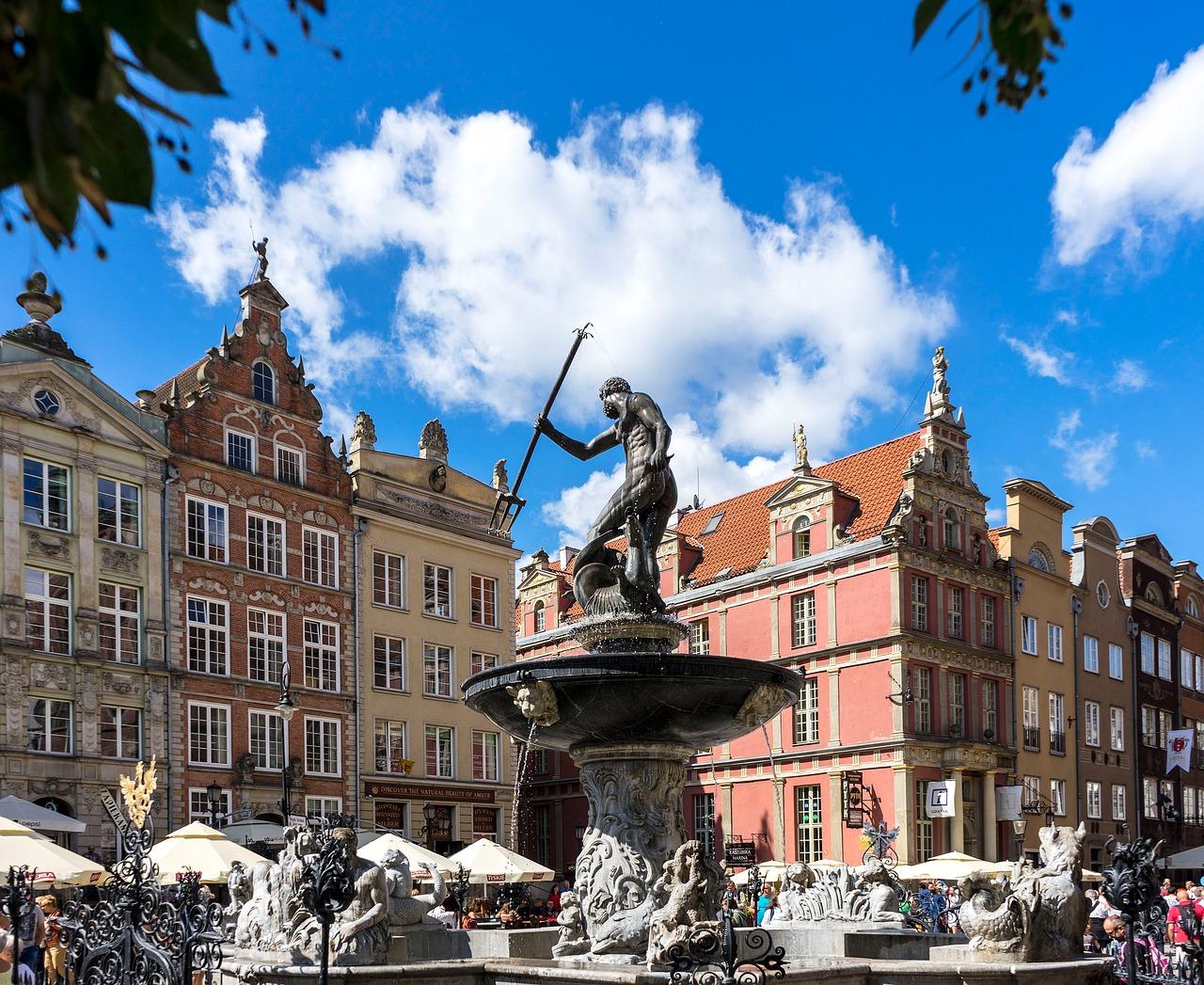 polonia città più belle