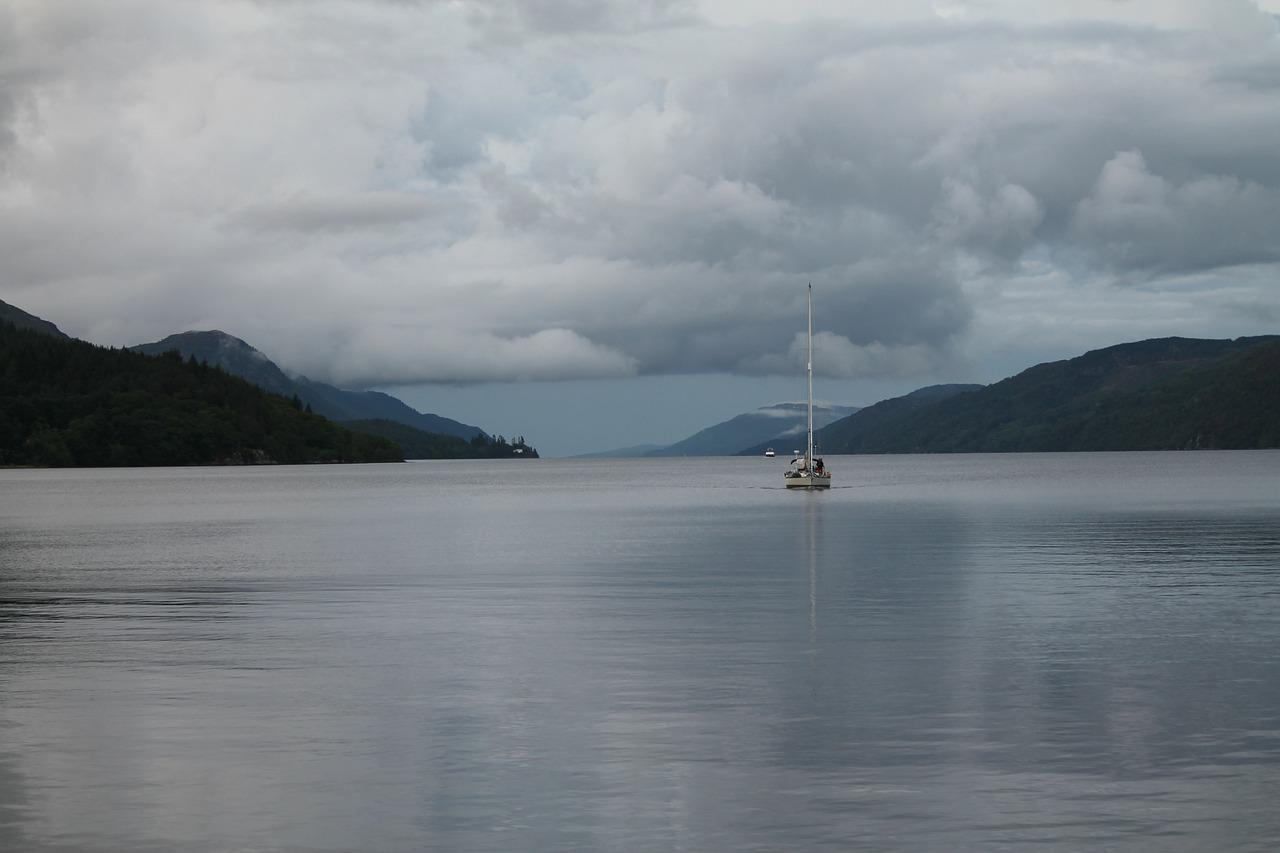 scozia laghi più pittoreschi