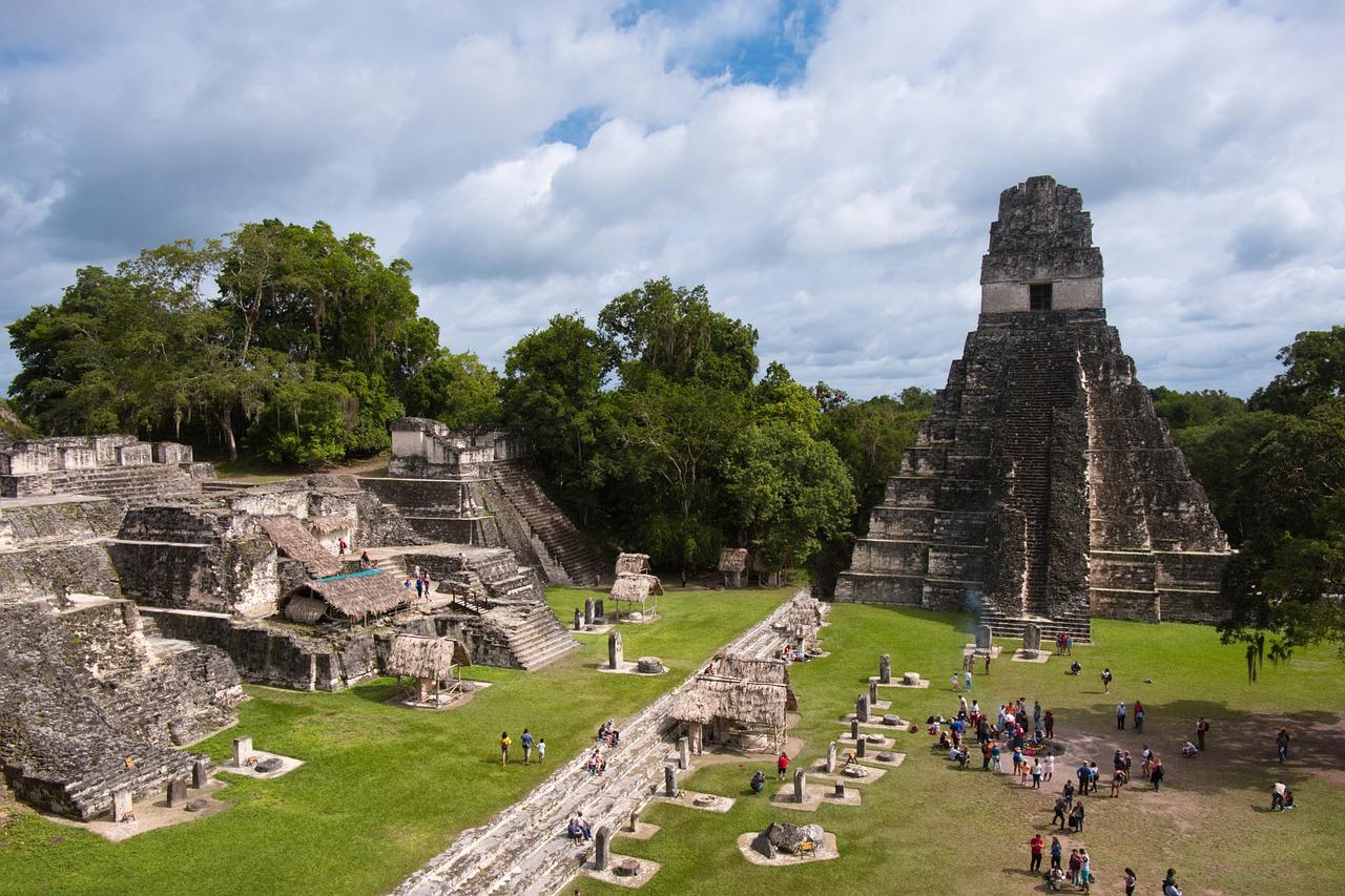 templi maya messico