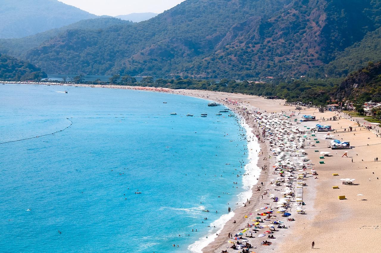 turchia spiagge più belle
