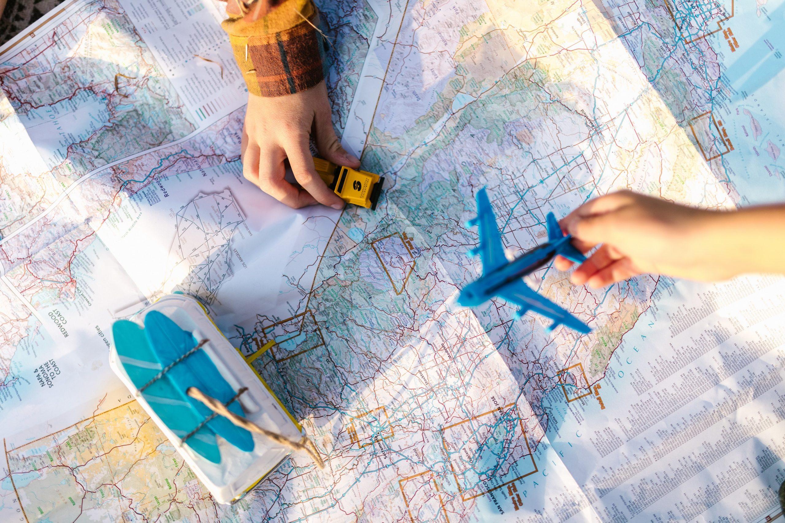 Planning di viaggio