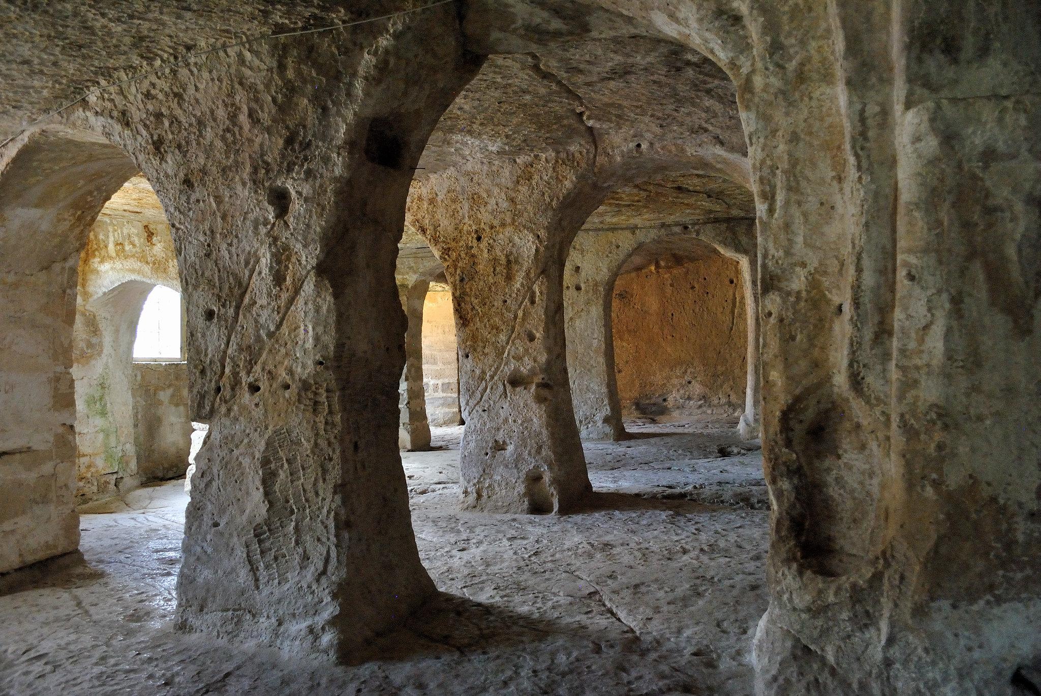 Le chiese sotterranee di Gravina di Puglia