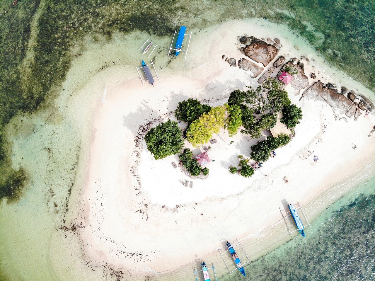 isole più belle dell'indonesia