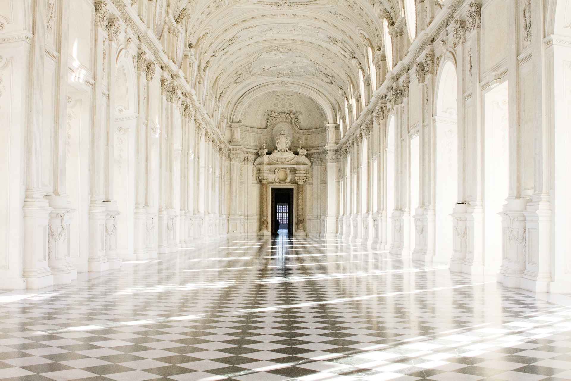Palazzo Reale - Interni