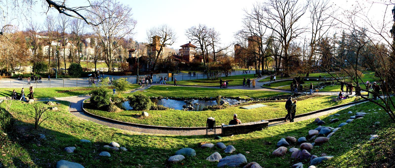Parco del Valentino di Torino