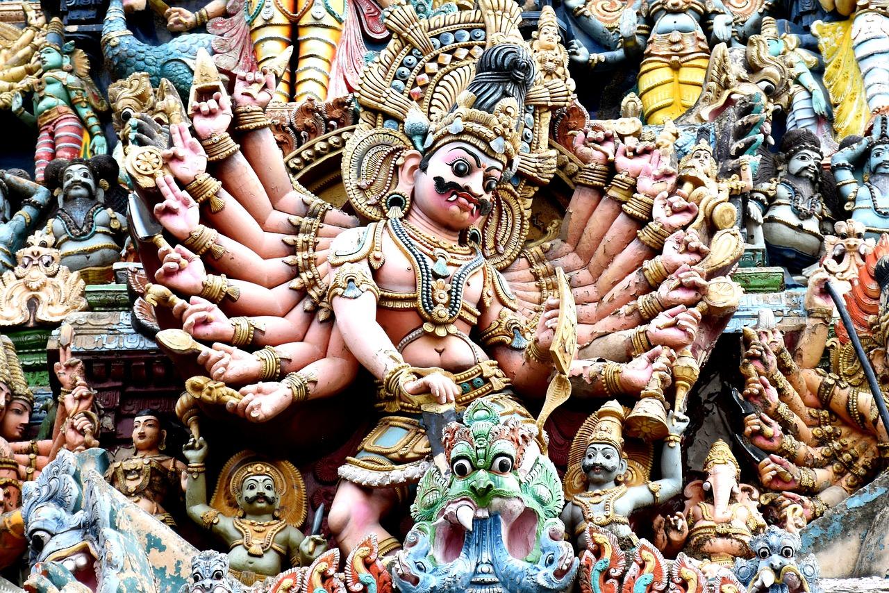 I templi più belli dell'India